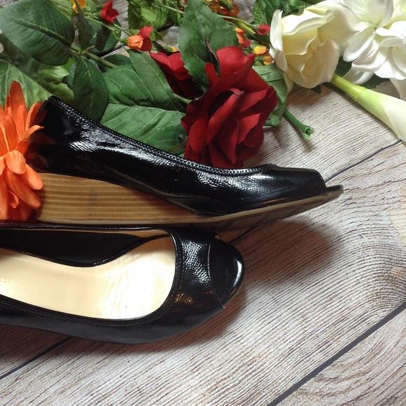 8badb10560f6 Cole Haan Shoes - 🎉😍 Cole Haan Sadie open toe wedge